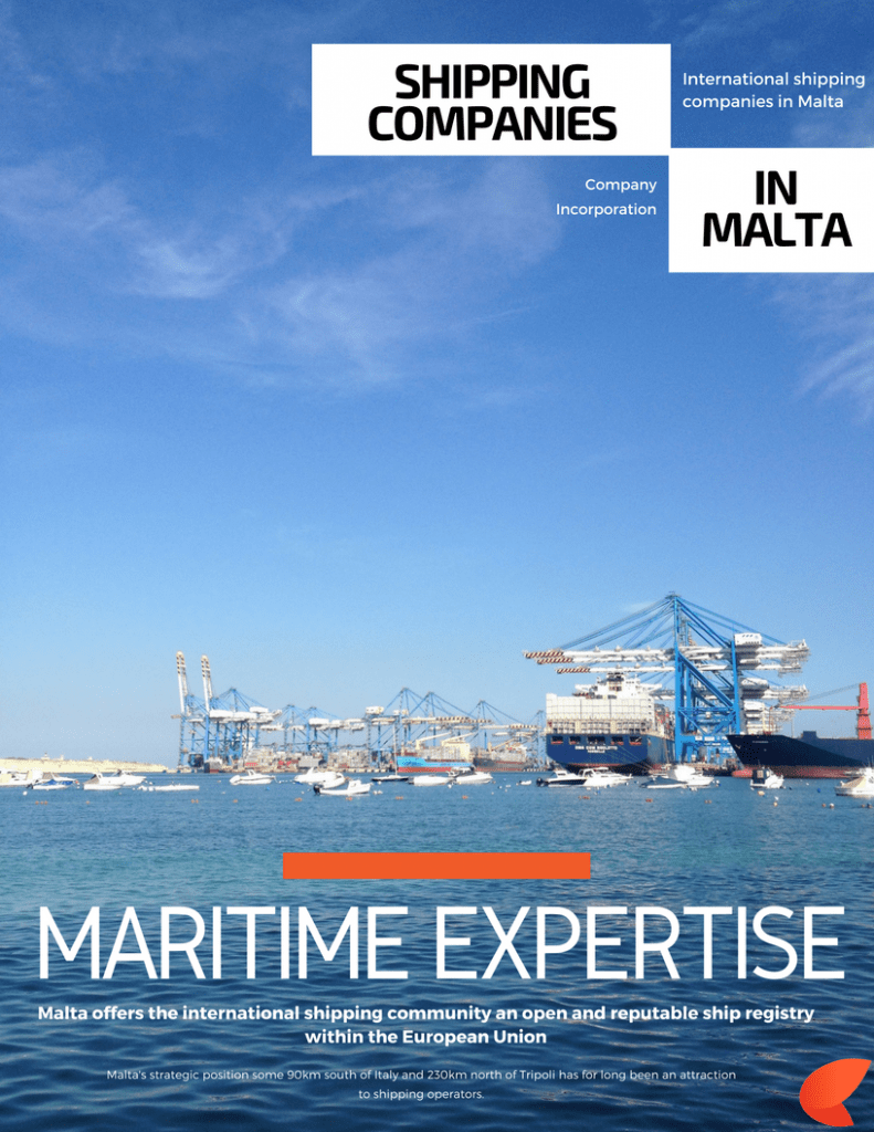 Shipping Companies in Malta | Papilio Services Limited