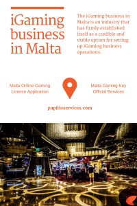 iGaming Malta | Papilio Services Limited