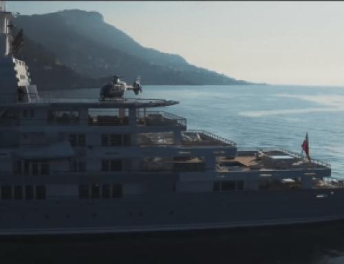 Superyacht Ulysses