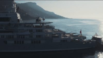 Superyacht Ulysses   Papilio Services Limited