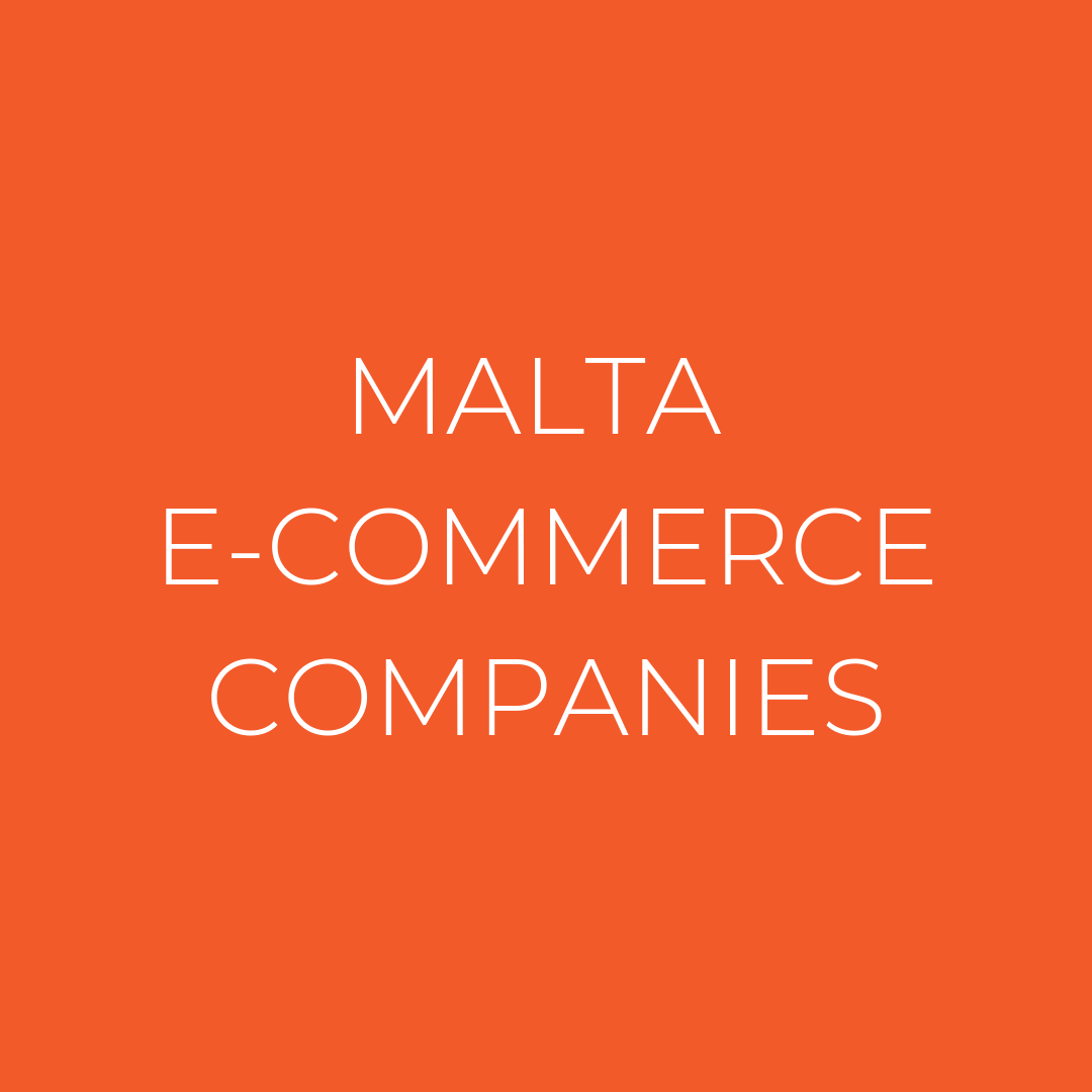 Malta E-Commerce Companies