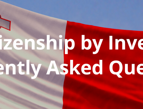 Malta Citizenship by Investment – Frequently Asked Questions