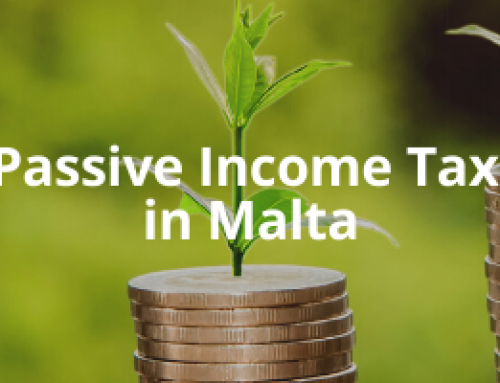Passive Income Tax in Malta