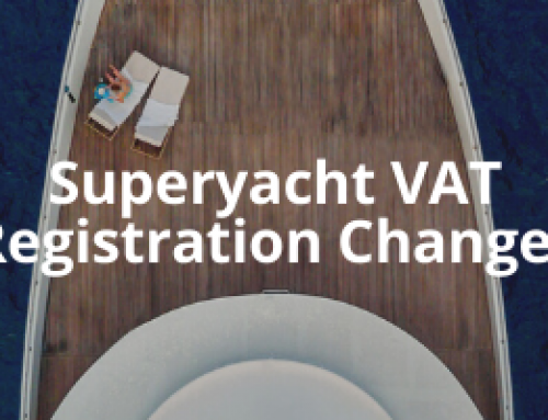 Superyacht VAT Registration Changes