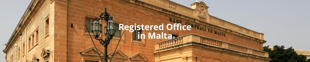Registered Office in Malta