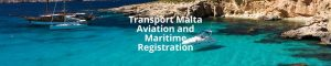 Transport Malta Aviation and Maritime Registration