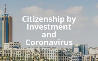 Citizenship by Investment and Coronavirus