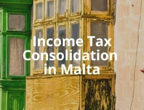 Income Tax Consolidation in Malta