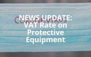 NEWS UPDATE_ Malta VAT Rate on Protective Equipment
