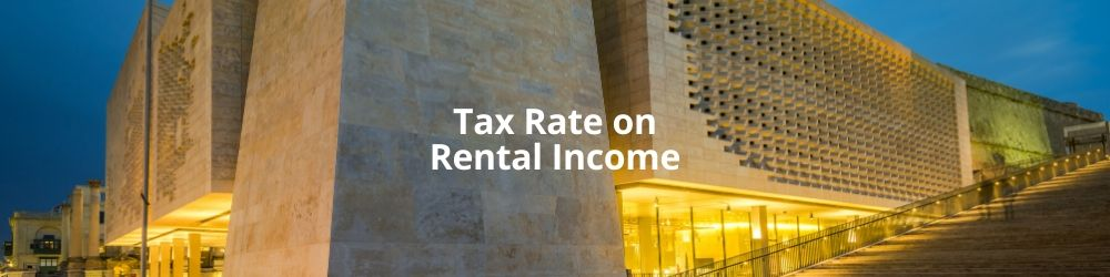 Tax Rate on Rental Income