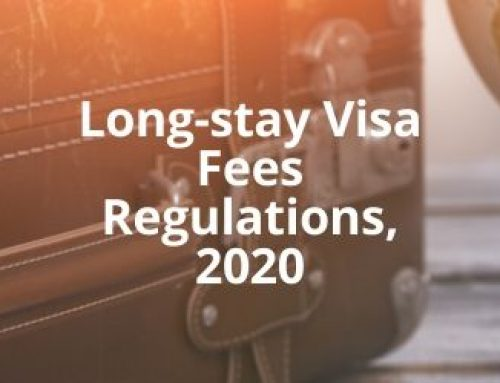 Long Stay Visa Fees Regulations in Malta, 2020