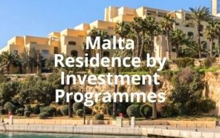 Malta Residence by Investment Programmes